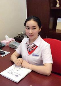 兴业银行台州分行营业部理财经理  杨婷
